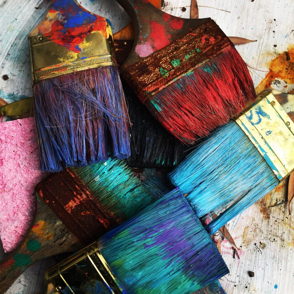 Farvetemaer og boligtrends for 2016