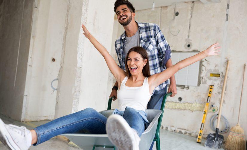 Du kan låne penge til renovering af din bolig